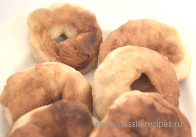 Московские пончики рецепт шаг 8