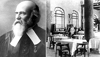 Люсьен Оливье - создатель классического салата оливье