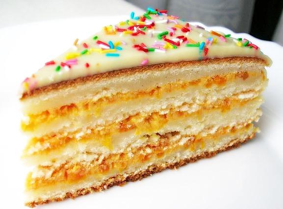 манник как основа торта