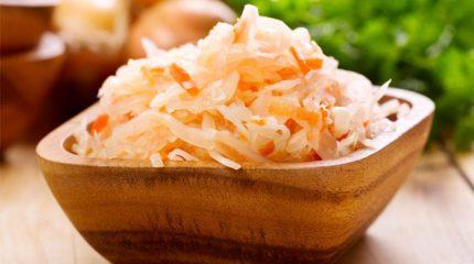 Классический рецепт квашеной капусты