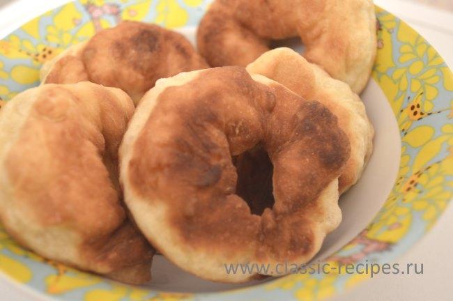 Московские пончики рецепт шаг 9