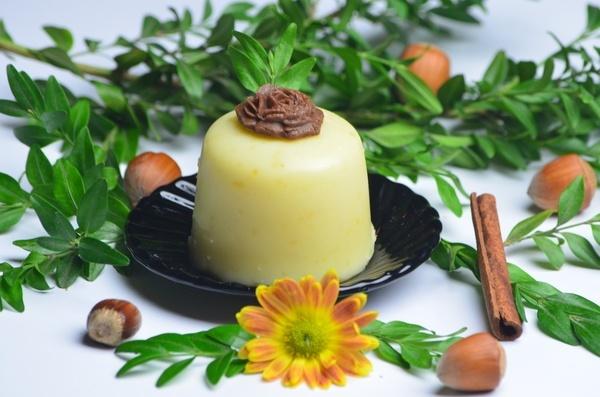 классический рецепт ванильной панакоты