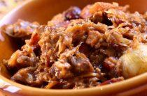 Бигос — традиционный польский рецепт