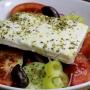 Греческий салат. Классический рецепт.