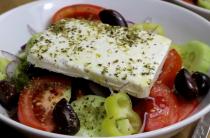 Греческий салат классический рецепт