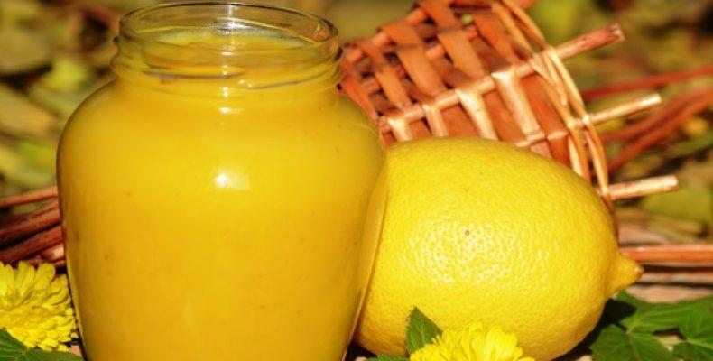 Классический лимонный курд — рецепт с фото