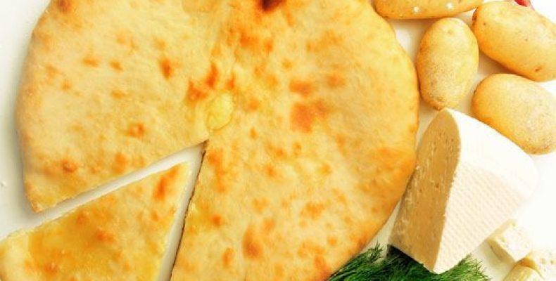 Классические осетинские пироги
